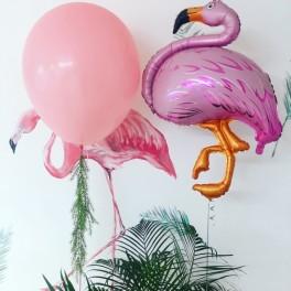 """Сет из больших шаров """"Flamingo Light"""""""
