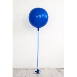 Шары метровый Синий