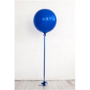 Шары метровые Синий