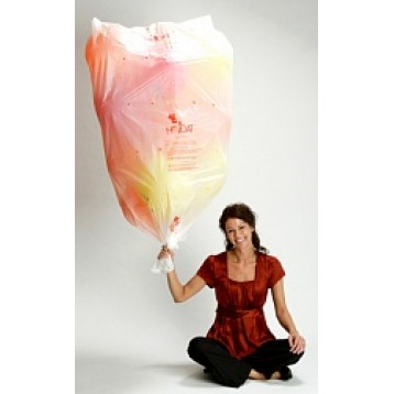 Пакет для транспортировки шаров , размер 1,00х1,65 м.