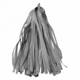 Тассел-гирлянда, Серый, 35 см.