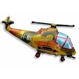 Шар Вертолет, Военный