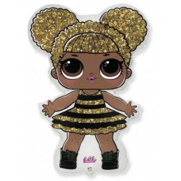 Кукла Лол, золото