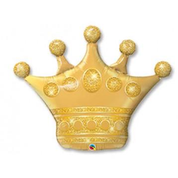 Шар Корона Золото