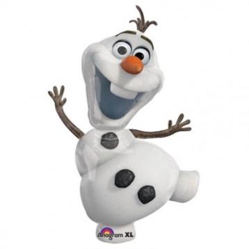 Шар Олаф (снеговик), Холодное сердце, (63 см)