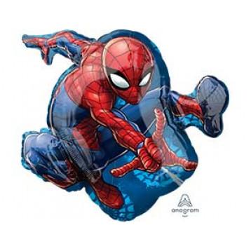 Шар Человек-паук, фигура в прыжке