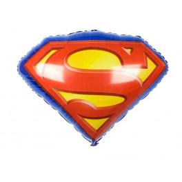 Шар Супермен эмблема, эллипс