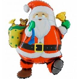 Шар Веселый Дед Мороз
