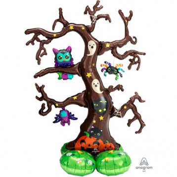 Шар Дерево Хэллоуин, 157 см