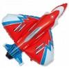 Шар Истребитель, Красный, 99 см