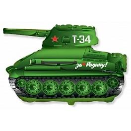 "Шар Танк ""Т-34"", Зелёный"