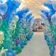 Воздушные шары на детские праздники в морской тематике