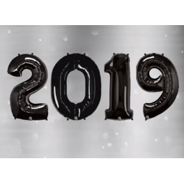 Новый год 2019_черный