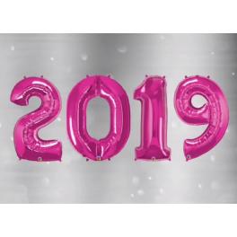 Новый год 2019_фуксия