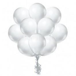 """Облако шаров """"Белые пастель"""""""