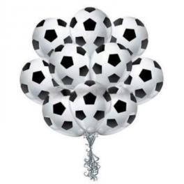 Облако шаров Футбольные Мячи