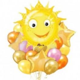 Солнечное настроение, 17 шт.