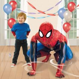 Шар Ходячая фигура, Человек-паук, (91 см)
