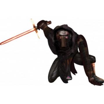 Шар Ходячая фигура, Кайло, Звездные войны, (112 см)