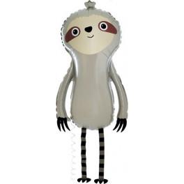 Ходячий Ленивец, серый, 99 см