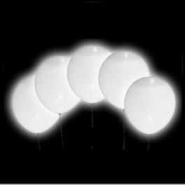 Шар Светящийся, Белый