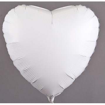 Шар Сердце, Белый