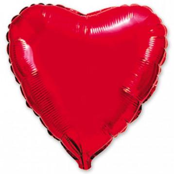Шар Сердце, Красный
