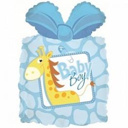 Шар Подарок новорожденному мальчику