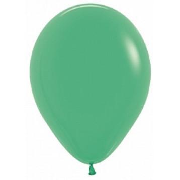 Шар Зеленый, пастель