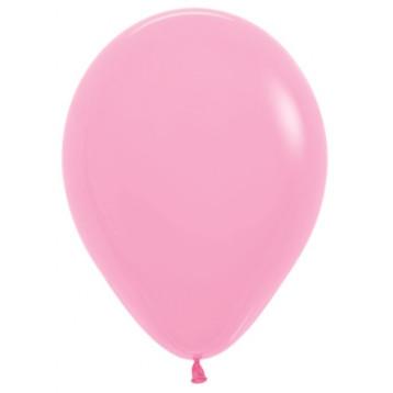 Шар Розовый, пастель
