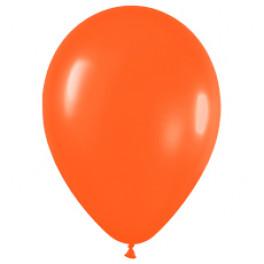Шар Оранжевый, пастель