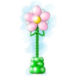 Стойка Цветочек (высота 150 см.)