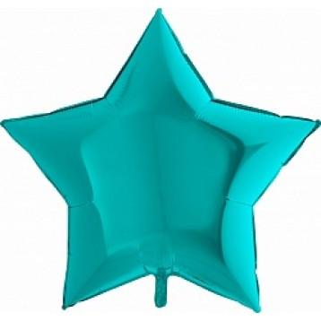 Шар Звезда Ультра, Тиффани, 91 см