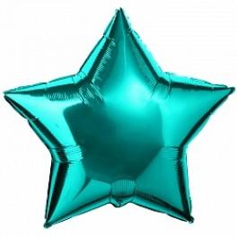 Шар Звезда, Бирюзовый