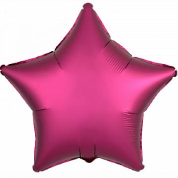 Шар Звезда, Гранат Сатин
