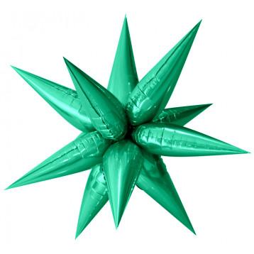 Шар Звезда составная, Зеленая