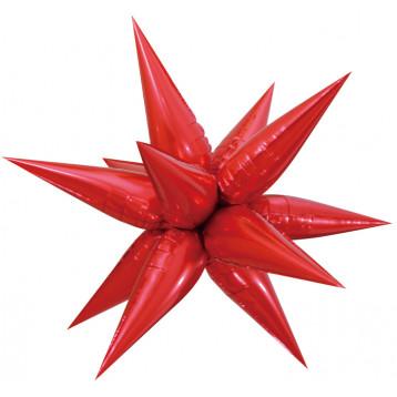 Шар Звезда составная, Красный