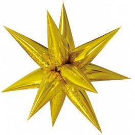 Шар Звезда составная, Золото