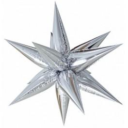 Шар Звезда составная, Серебро